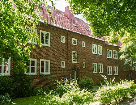 Das Energiequartier Elmschenhagen-Süd ist ein wichtiger Baustein in der Klimaschutzstrategie der Stadt Kiel.