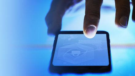 Mitarbeiter der öffentlichen Verwaltung sollen auch im Homeoffice sicher mobil kommunizieren können.