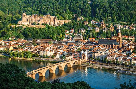 E-Rechnungen sparen der Stadt Heidelberg Zeit und Geld.