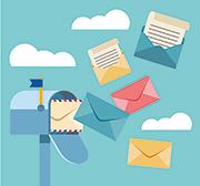 Mit Print as a Service wird der Briefversand digital.