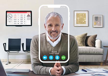 Das virtuelle Bürgerbüro der SWS Computersysteme AG entlastet behördliche Prozesse und ermöglicht Homeoffice-Arbeit für die Mitarbeiter.