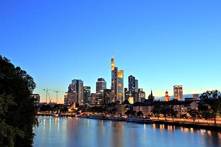 Die Stadt Frankfurt am Main bietet neue digitale Bürgerservices an.