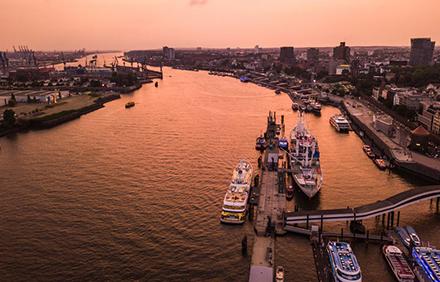 Seit Sommer 2020 wird das Hamburger Schiffsregister digital geführt.