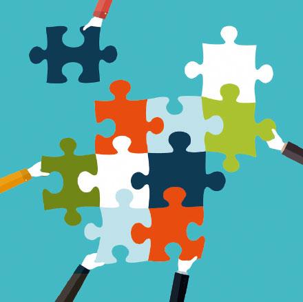 Ziel des EfA-Prinzips ist eine arbeitsteilige Digitalisierung.