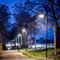 Die Stadtwerke Heidelberg haben kürzlich eine Teststrecke mit verschiedenen Solarleuchten in Betrieb genommen.