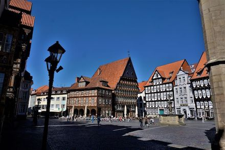 Die Stadt Hildesheim hat erfolgreich verschiedene Online-Beteiligungsformate erprobt.