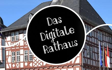 Usingen und Neu-Anspach in Hessen sind Vorbilder der Digitalisierung.
