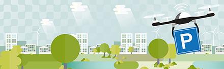 Datengestütztes Parkraum-Management kann zur effizienten Nutzung kommunaler Flächen beitragen.