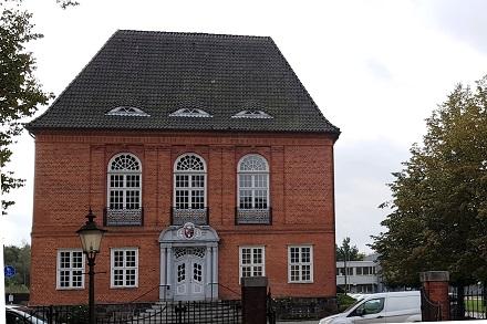 Das Kreishaus in Bad Segeberg ist Teil des Energiemonitorings.