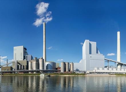 Das Großkraftwerk Mannheim ist einer der AGFW-Partner in der Erforschung der Potenziale von Großwärmepumpen.