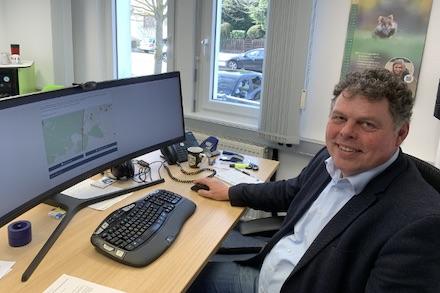 Stadt Rosbach v.d.Höhe: Mängelmelder verleiht der Verwaltung zusätzliche Augen und Ohren.