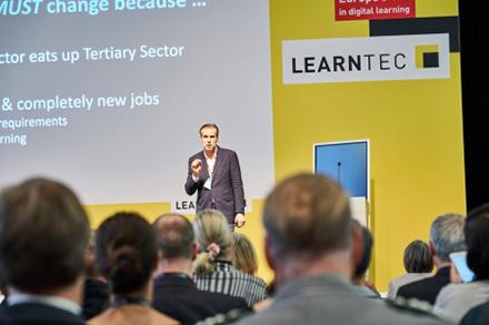 Der Learntec Kongress widmet sich in praxisnahen Vorträgen, Workshops und Diskussionsrunden den Trends und Themen der digitalen Bildung aus Wirtschaft und Wissenschaft.