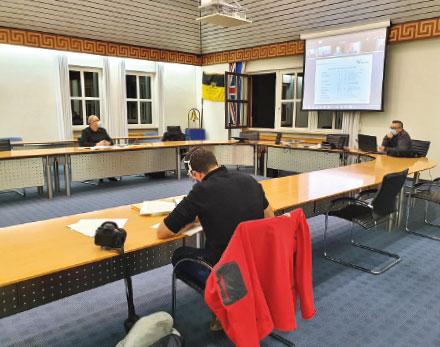 Wertheim: Öffentliche Bauausschusssitzung per Videokonferenz.