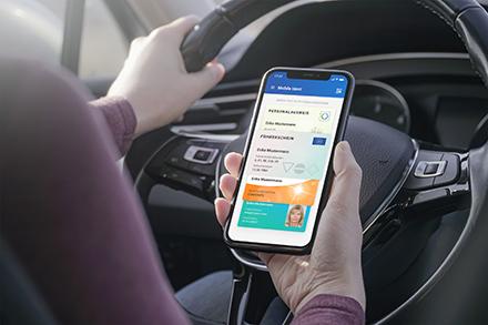 Die Online-Ausweisfunktion des Personalausweises ist bald auch auf Smartphones verfügbar.