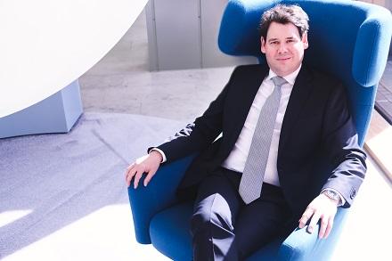 Bleibt weitere fünf Jahre Chef des Stadtwerks am See: Alexander-Florian Bürkle.