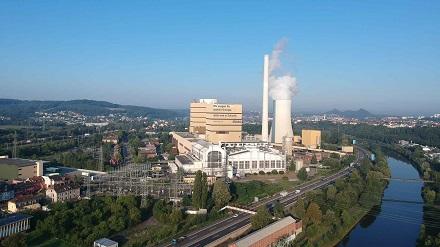 Für das Modellkraftwerk Völklingen wurde die Stilllegung beantragt.