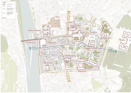 In die Zukunftsüberlegungen für das historische Zentrum Würzburgs konnten sich die Bürger über die E-Partizipationsplattform Consul einbringen.