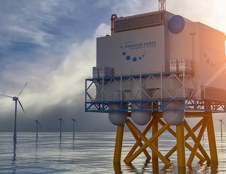Windwasserstoff ist das Schwerpunktthema der Husum Wind 2021.