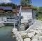 Kleine Wasserkraftanlagen erzeugen klimafreundlich und zuverlässig Strom.