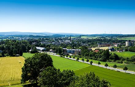 Gemeinsam mit der AKDB arbeitet die Stadt Münchberg an ihrer Digitalisierungsstrategie.