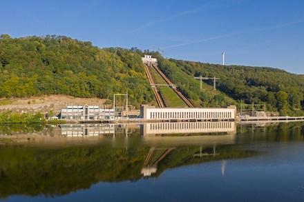 Europas größter Wasserhahn: Das Pumpspeicherkraftwerk Herdecke wird in den kommenden zehn Monaten fit gemacht für die Zukunft.