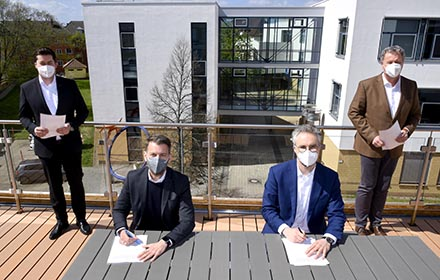 Der Landkreis Gifhorn kooperiert jetzt mit den Städten Wolfsburg, Braunschweig und Salzgitter.