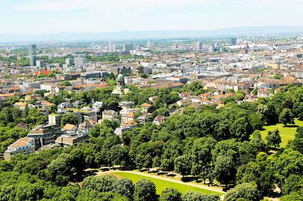 Mannheim stellt die Weichen für die ressourcenschonende und lebenswerte Stadt der Zukunft.