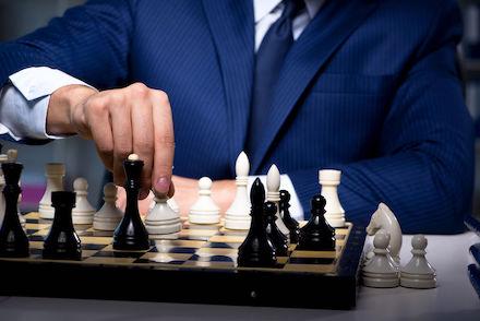 Persönliches Mindset als Führungskraft: Will ich ein Schachpieler sein, der seine Figuren nach seinem Plan hin und her zieht?