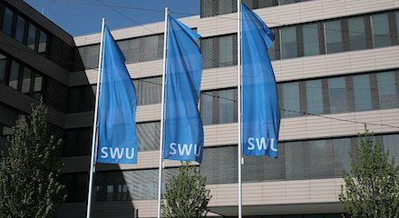 Die Stadtwerke Ulm/Neu-Ulm haben das Geschäftsjahr 2020 mit Gewinn abgeschlossen.
