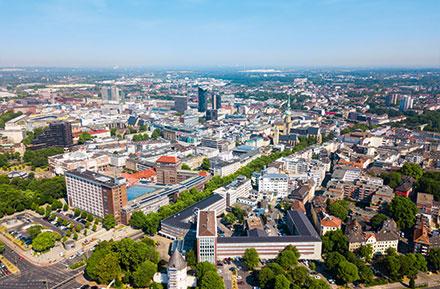 Dortmund: Pilotprojekt zum Einsatz künstlicher Intelligenz.
