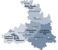 Wirtschaftsregion Heilbronn-Franken: Eigenwirtschaftlicher Breitband-Ausbau.