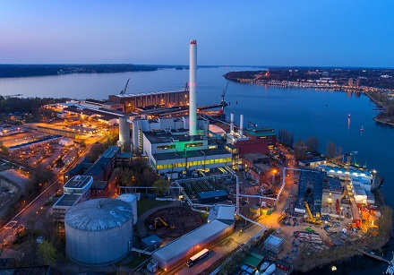 Mit Investitionen in neue Kessel sichern die Stadtwerke Flensburg weiterhin die Belieferung ihres dänischen Kunden.