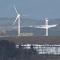 Windkraftanlagen, wie hier auf dem Erzgebirgskamm, sollen in der neuen Energie- und Klimagesetzgebung in Sachsen eine größere Rolle spielen.