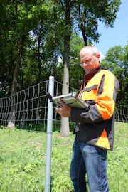 Mit PPM 10xx GNSS Sensor im Einsatz.