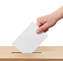 Software unterstützt Kommunen, Länder und Bund bei Wahlen.