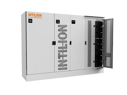 Der neue scalestac passt durch jede Standardtür und lässt sich auch bei niedrigen Raumhöhen installieren.