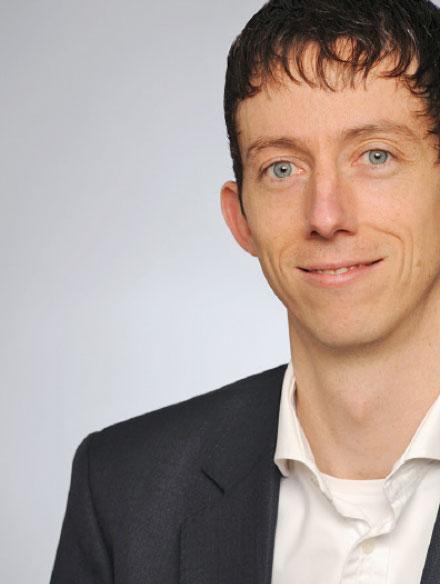 Alexander Caswell ist Gründer und Geschäftsführer der Trovent Security GmbH.