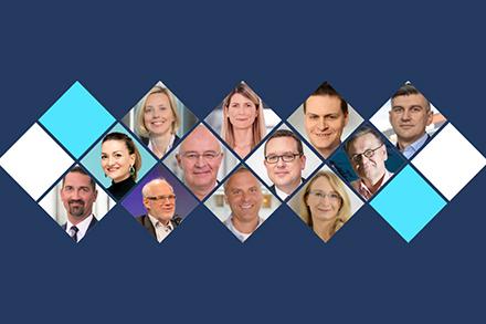Teilnehmende und Vortragende des Microsoft KI-Summit Public Sector im Juni 2021.