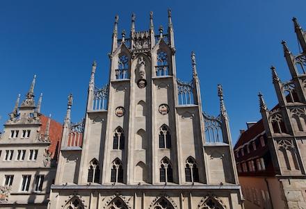 Münster: Öffentliche Informationen des kommunalen RIS stehen als Open Data zur Verfügung.