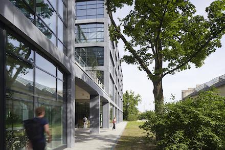 UnternehmerTUM und die Stadt München haben das Munich Urban Colab eröffnet.