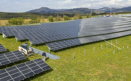 Solarpark Denkingen.