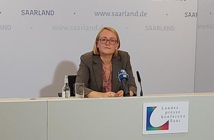 Finanzstaatssekretärin Anja Wagner-Scheid hat Projekte zur Modernisierung der Finanz- und Steuerverwaltung im Saarland vorgestellt.