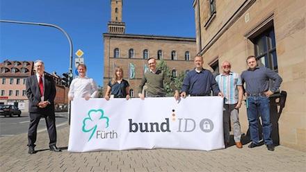 Die Abteilung Digitalisierung im Amt für Organisation und Digitalisierung freut sich über die Anbindung der Bund-ID.