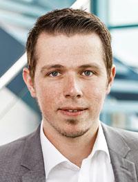 Stefan Liesner ist Head of Public Affairs/Public Relations bei der 2G Energy AG.