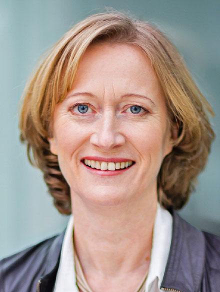 Kerstin Andreae ist seit November 2019 Vorsitzende der Hauptgeschäftsführung des Bundesverbands der Energie- und Wasserwirtschaft (BDEW).