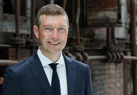 Martin Giehl ist ab 1. Oktober 2021 Mitglied des Vorstands der Mainova.