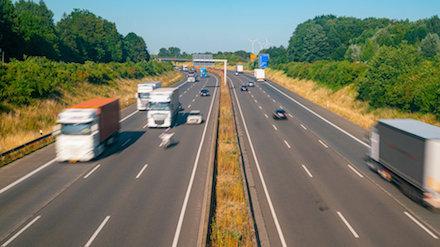 Die neue App der Autobahngesellschaft liefert Verkehrsmeldungen und informiert über Rastplätze.