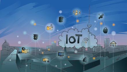 Ein Trendsonar zum Internet of Things hat das Kompetenzzentrum Öffentliche IT (ÖFIT) veröffentlicht.