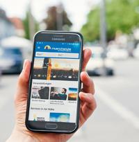München App: Ein Ergebnis von Smarter Together.