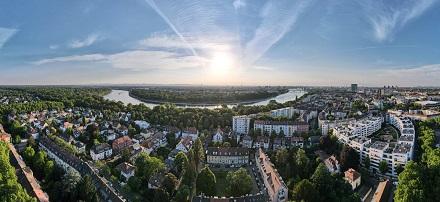 Mannheim wurde Energiekommune des Monats im Juli 2021.